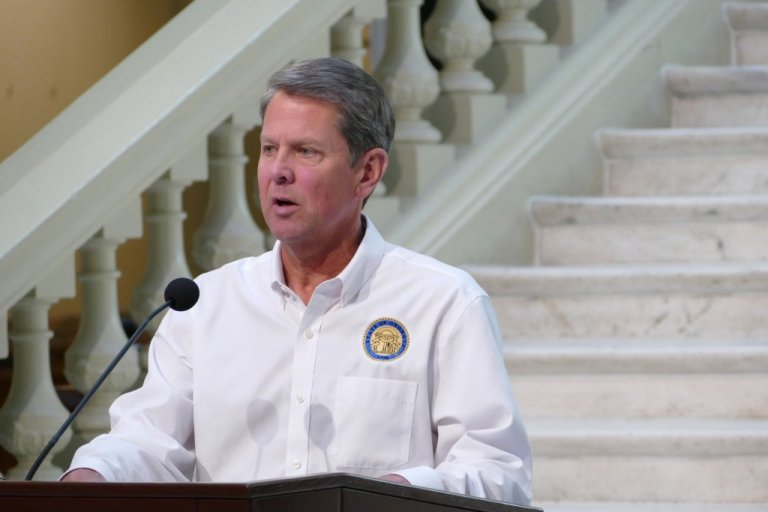 Kemp Orders Open Path For Long-Term Care Residents To Host Family, Friends