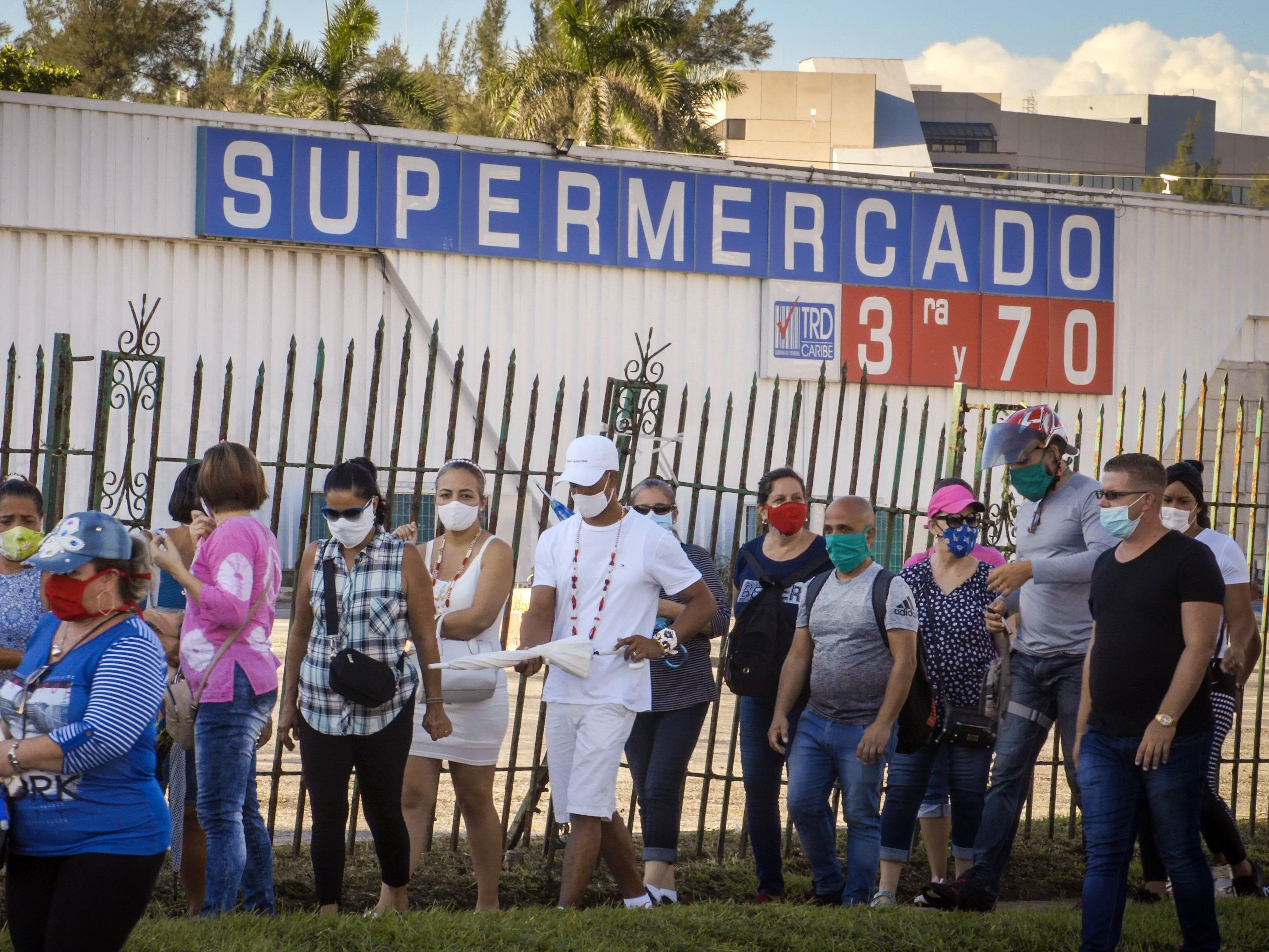 Pandemic May Be The Push To Open Cuba's State-Controlled Economy