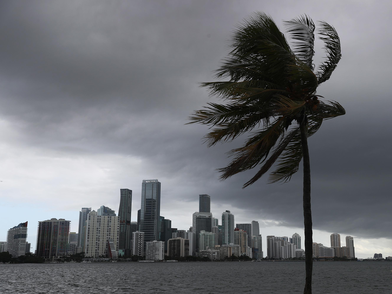 Florida Braces As Hurricane Isaias Heads Toward East Coast