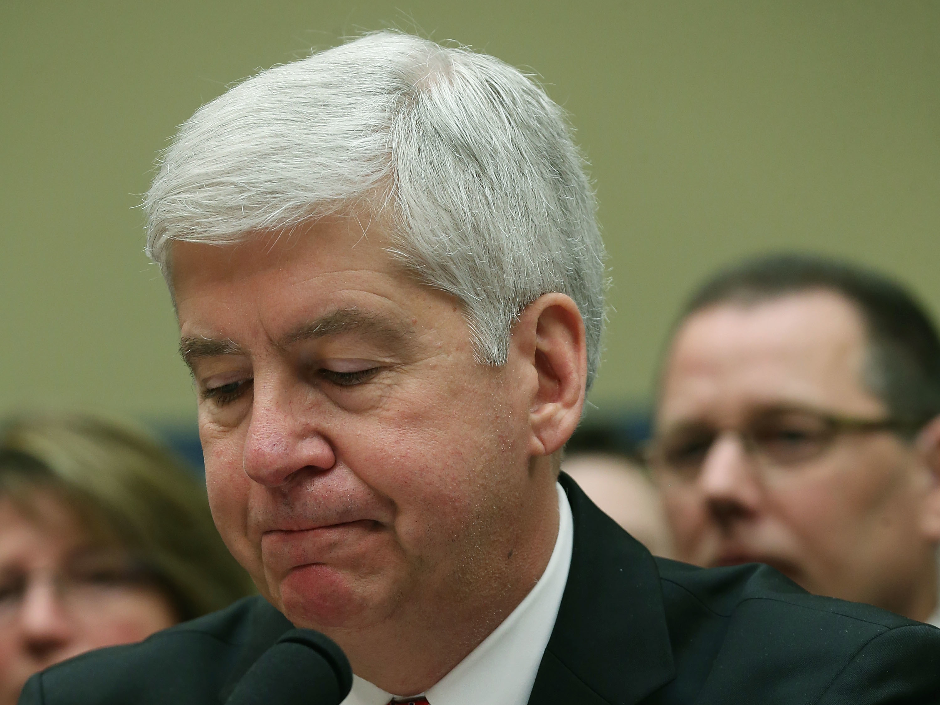New Charges In Flint Water Crisis, Including Former Michigan Gov. Rick Snyder
