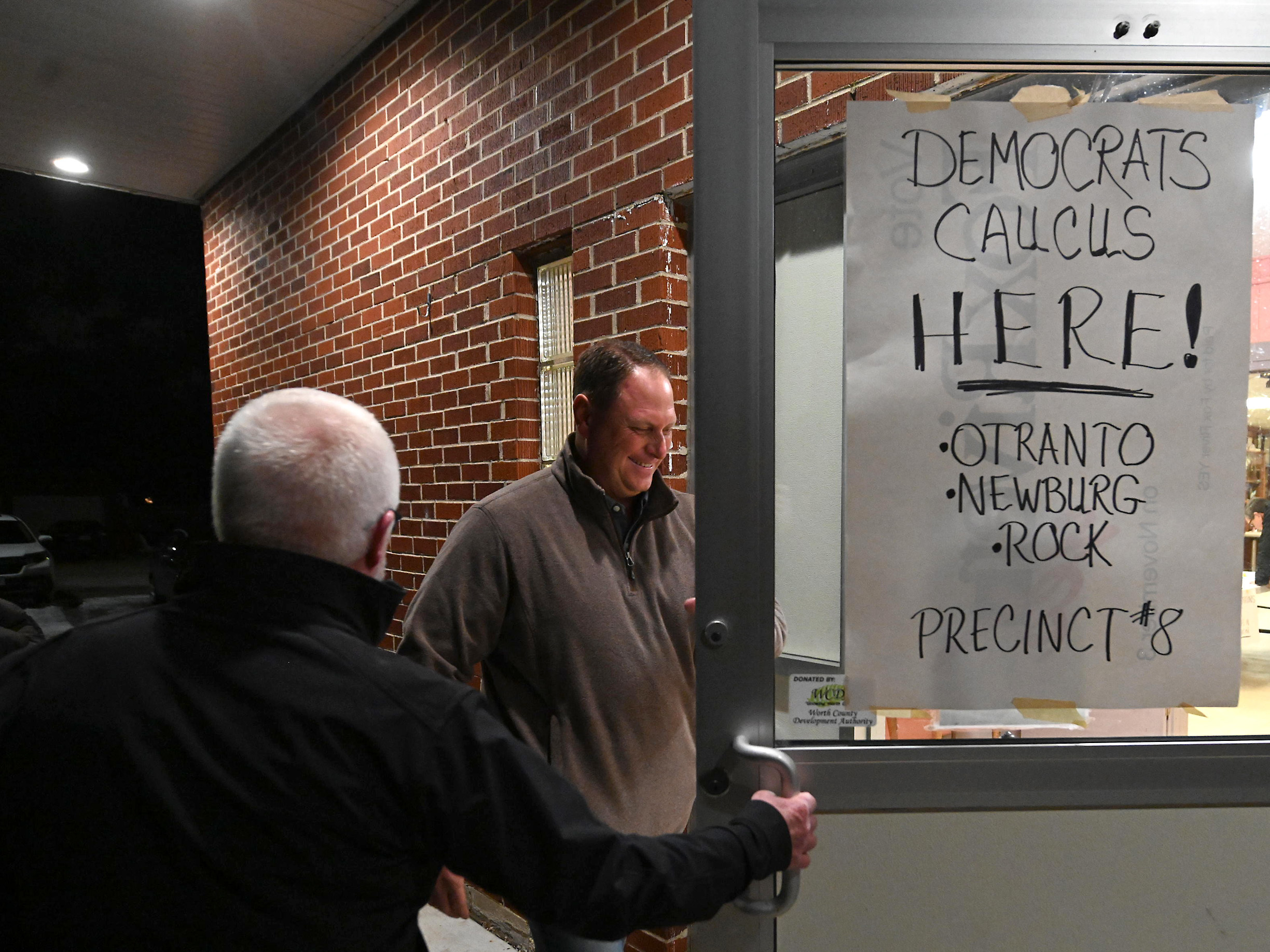 Democrats Weigh Whether Iowa Should Stay First In Line For 2024 Election
