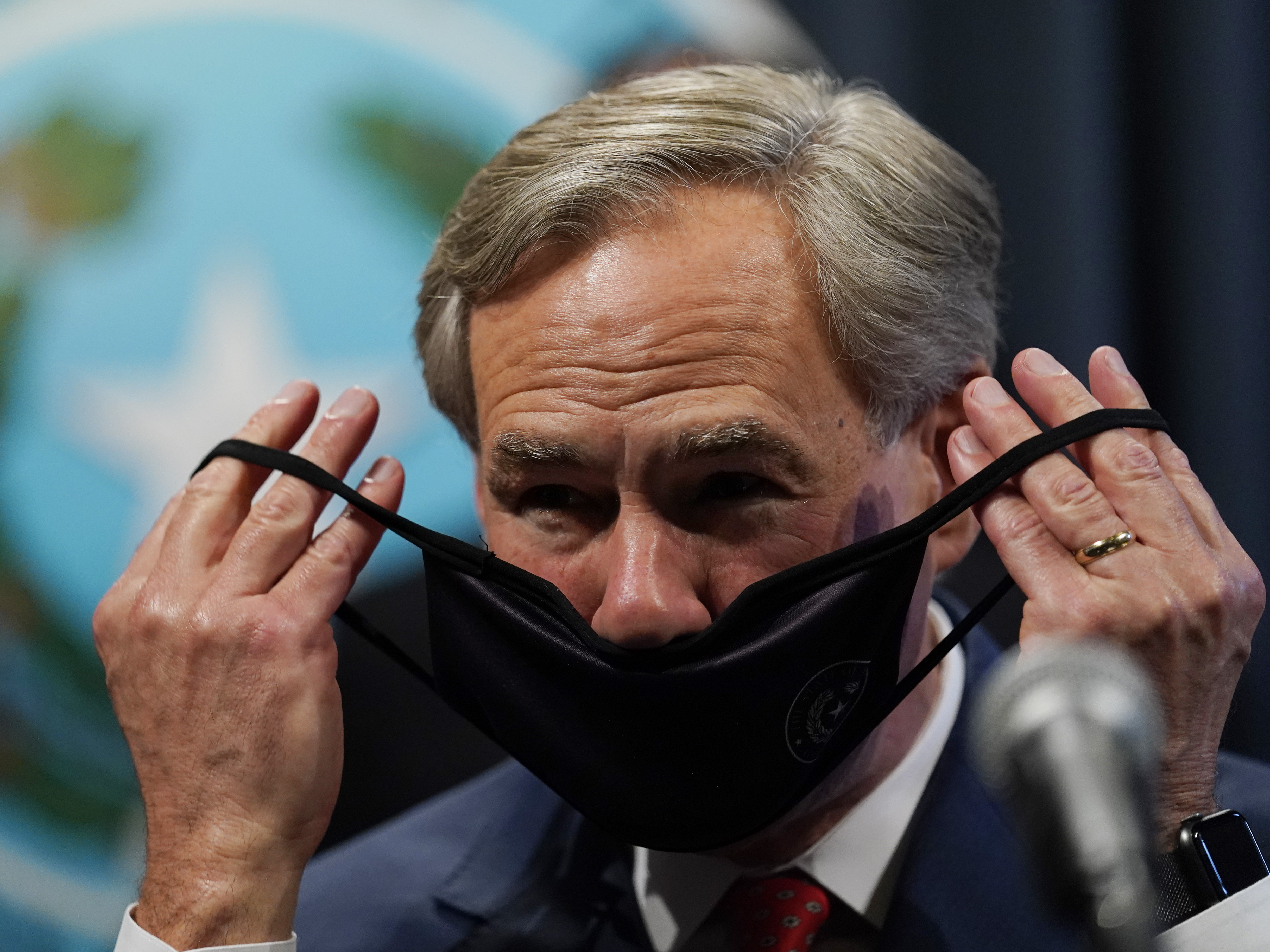 Texas And Mississippi To Lift COVID-19 Mask Mandates And Business Capacity Limits