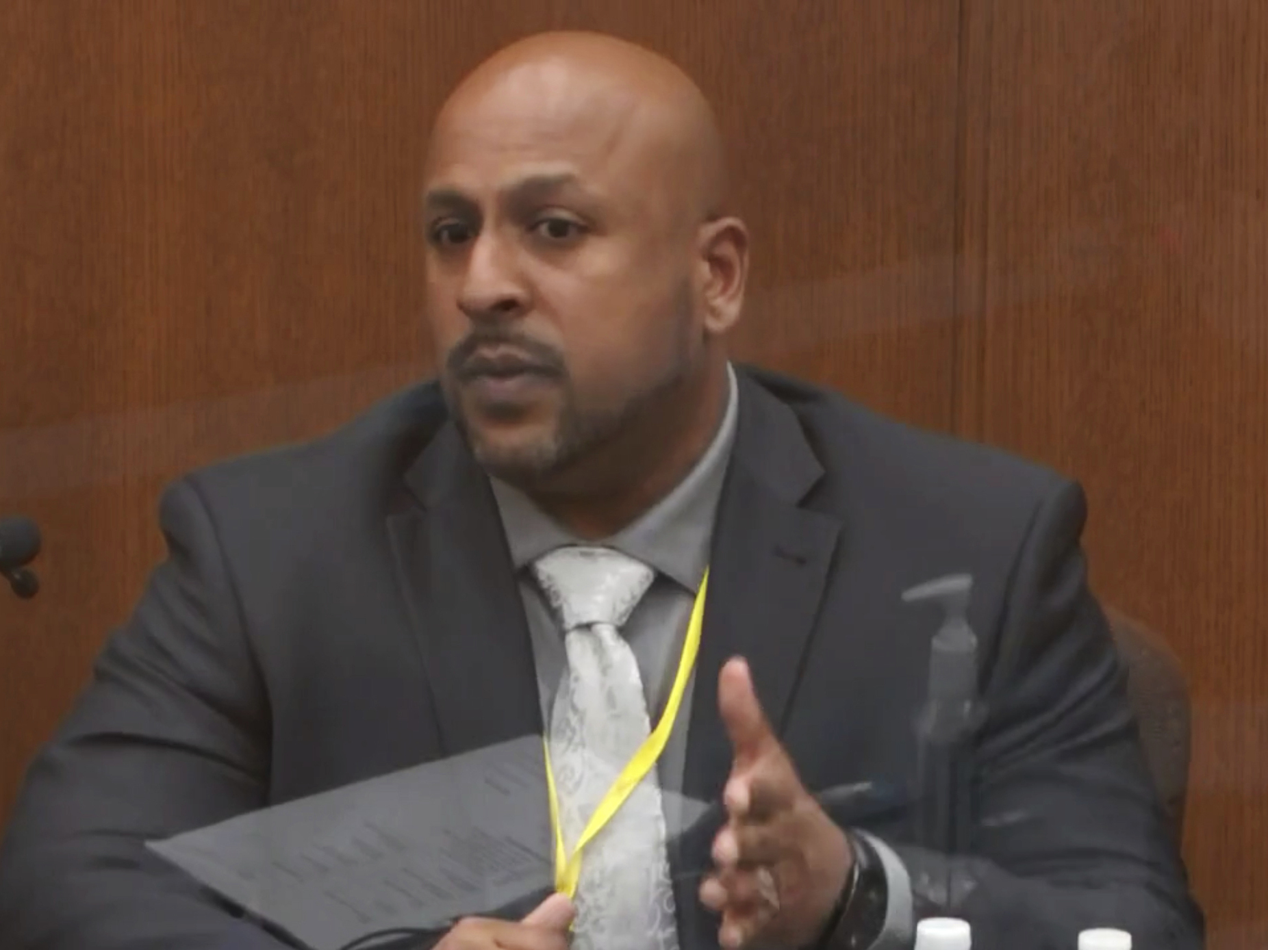 Chauvin Trial: Special Agent Testifies Floyd Said, 'I Ain't Do No Drugs'