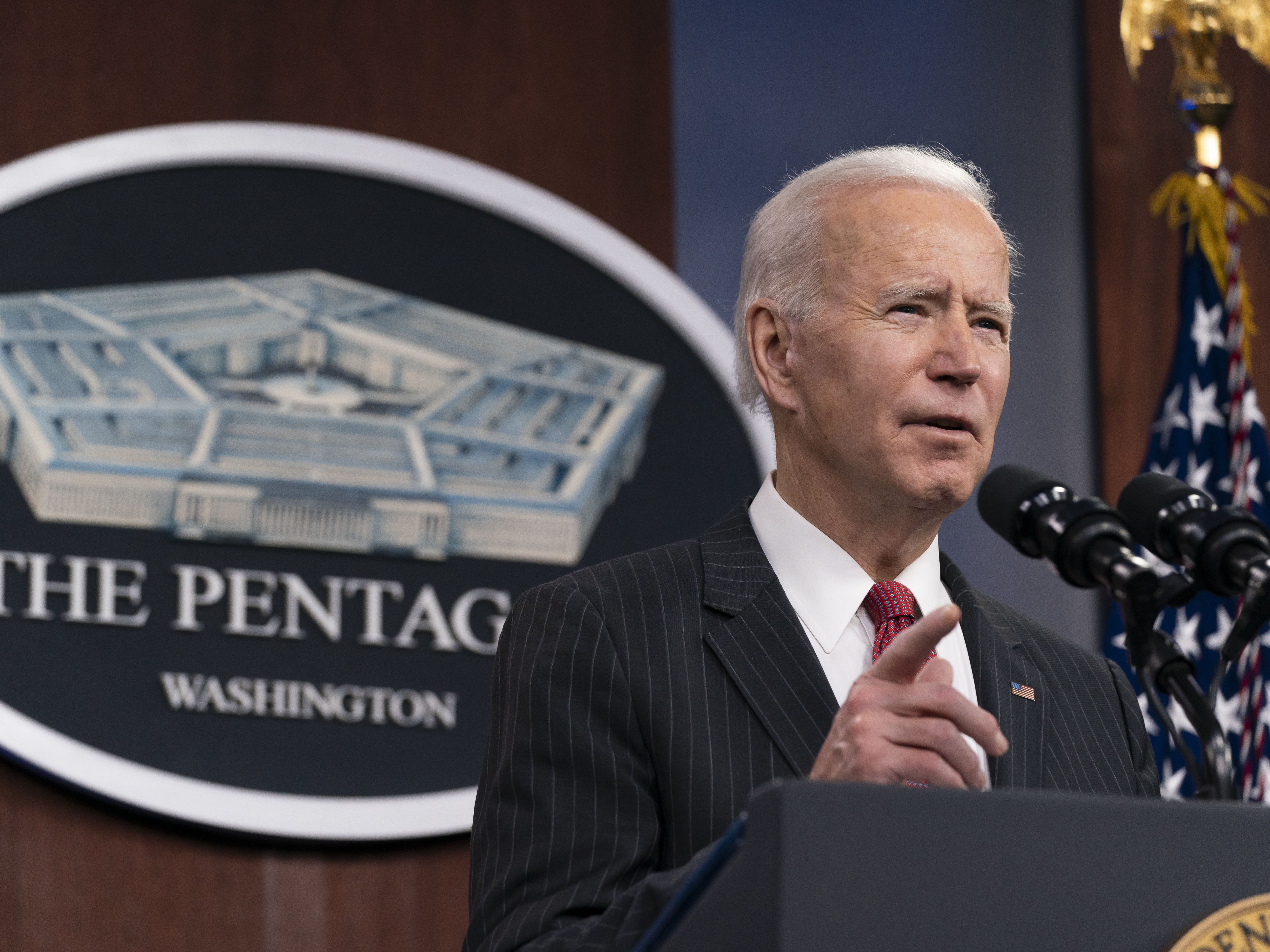 Biden To Announce He Will 'End America's Longest War' In Afghanistan