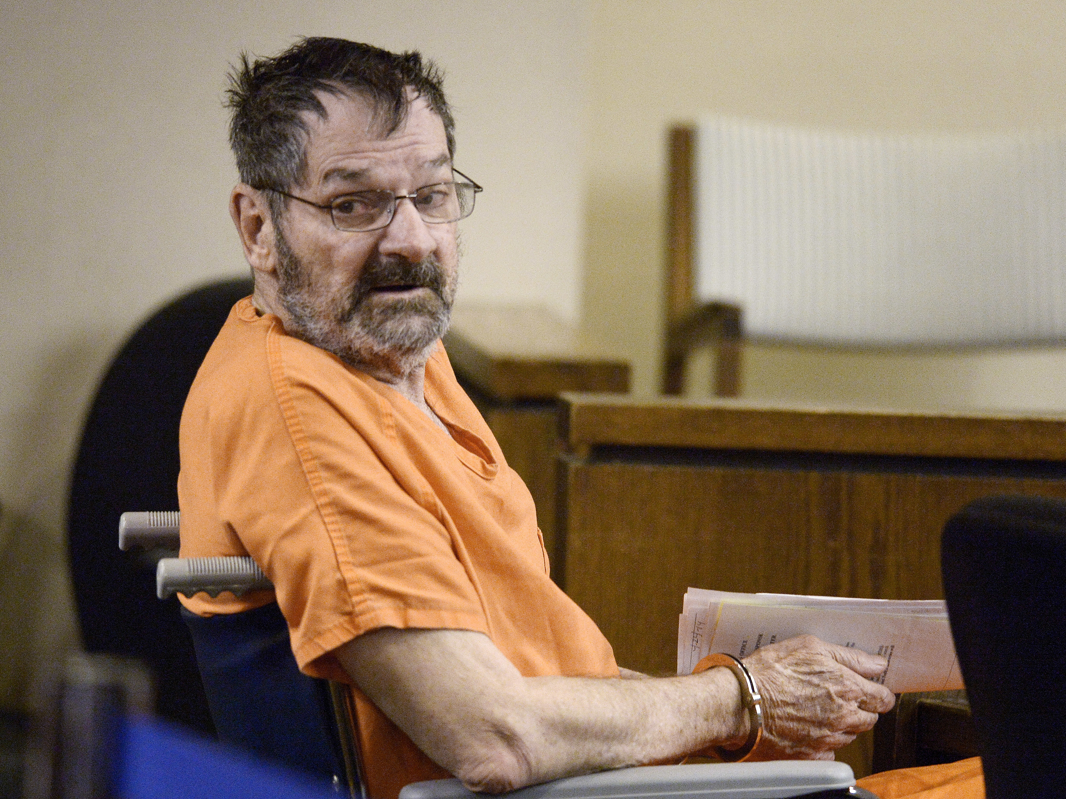 Man Who Shot And Killed 3 At Kansas Jewish Centers Dies In Prison