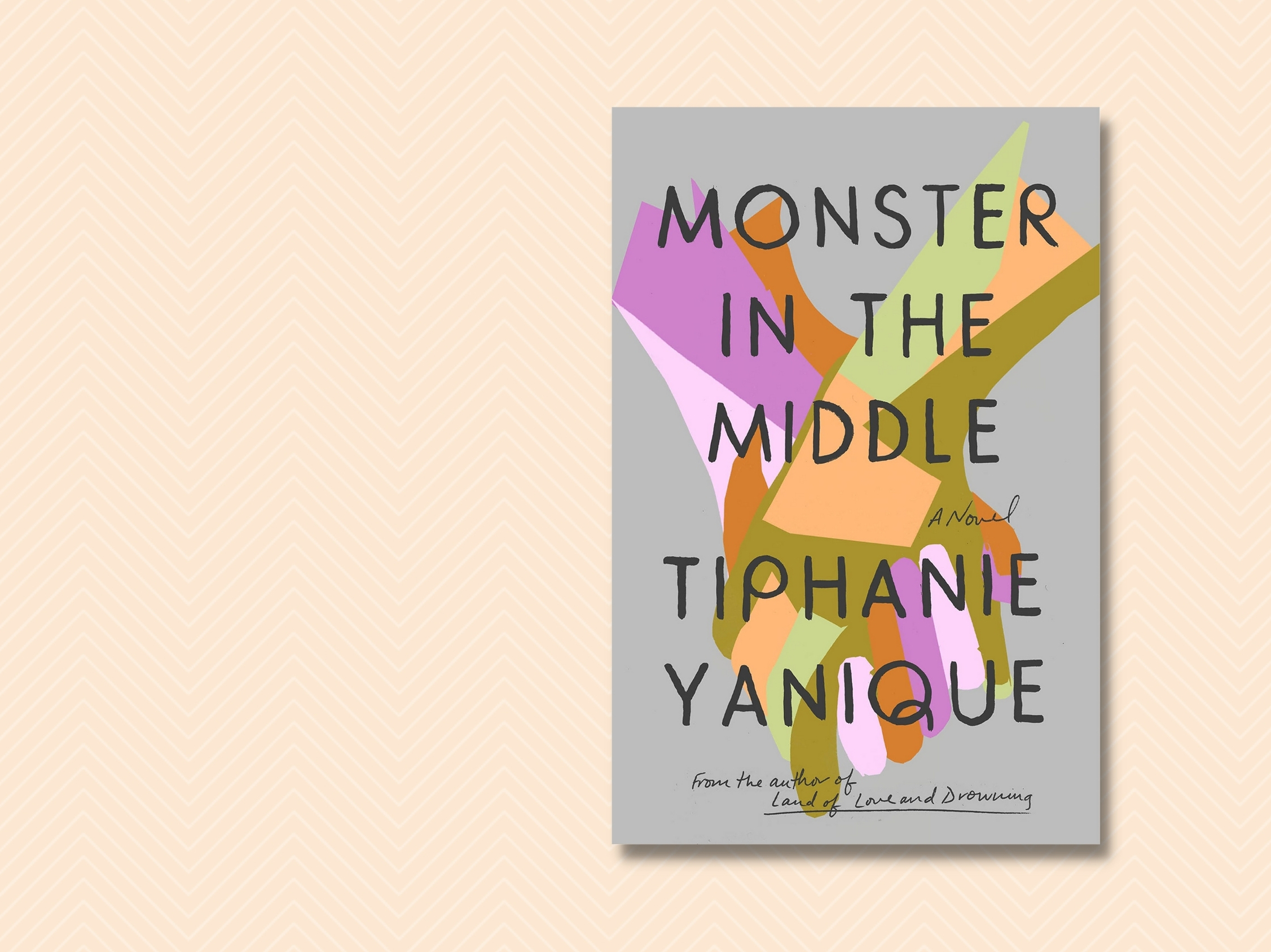 'Monster in the Middle' muses on the complex nature of romantic love