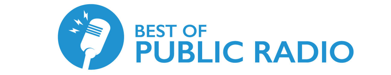 best of public radio banner