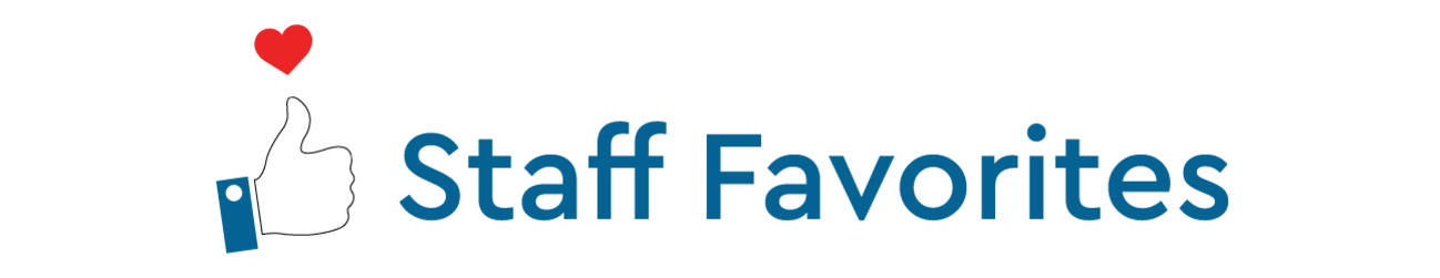 Staff Favorites banner