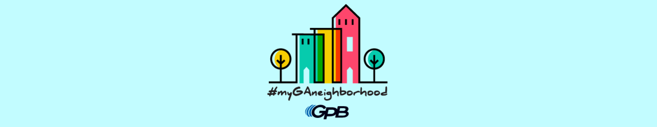 #myGAneighborhood banner
