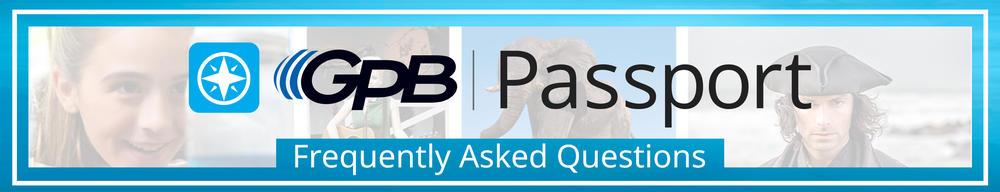 Passport FAQ