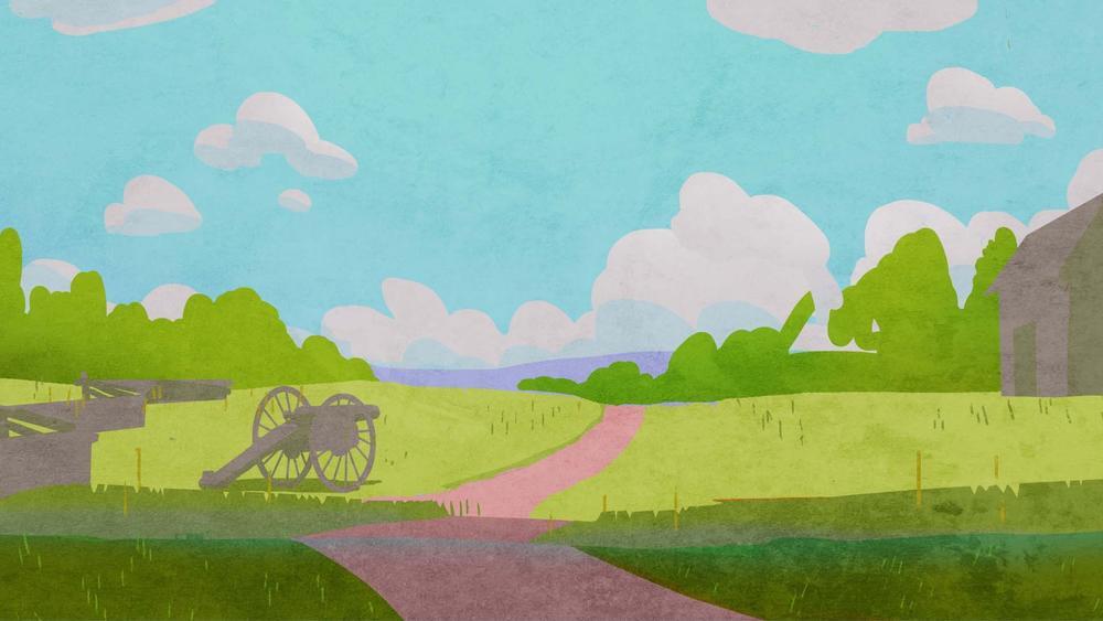 Chickamauga background
