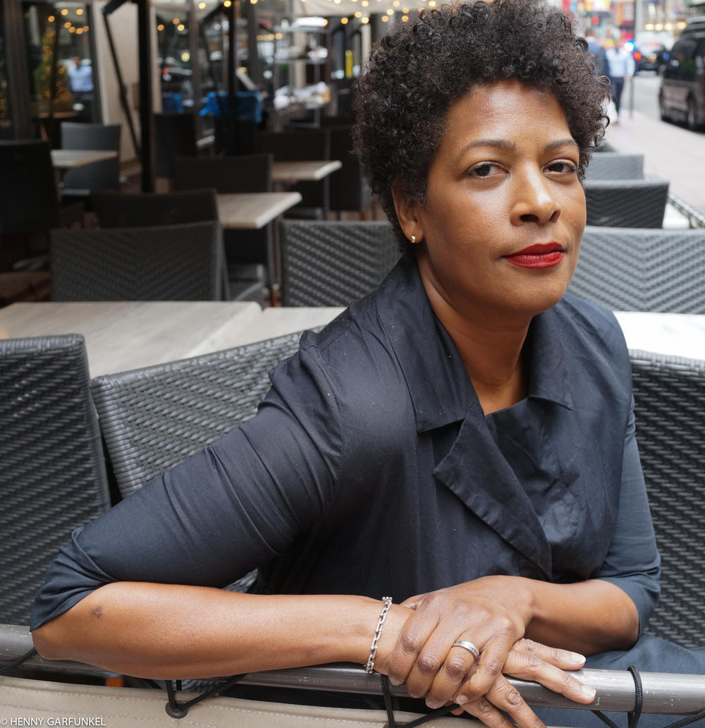 """Dawn Porter, director and producer of """"John Lewis: Good Trouble."""""""