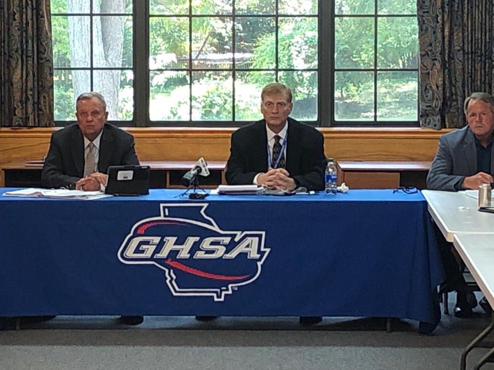 GHSA Board of Trustees meeting