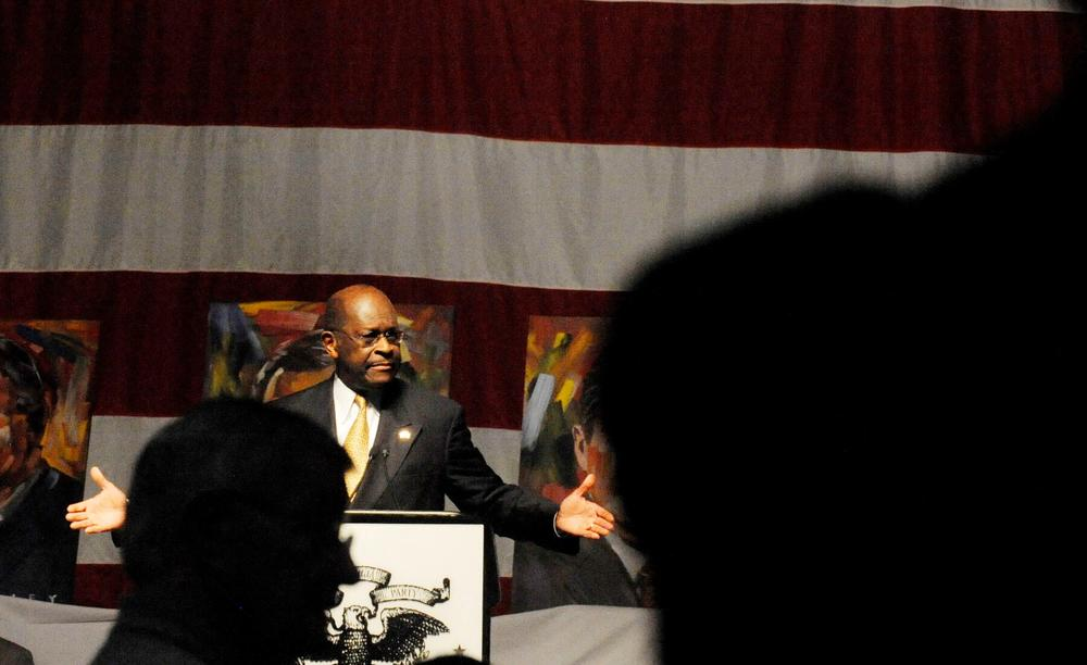 Herman Cain Dies At 74 After Weekslong Battle With Covid 19 Georgia Public Broadcasting