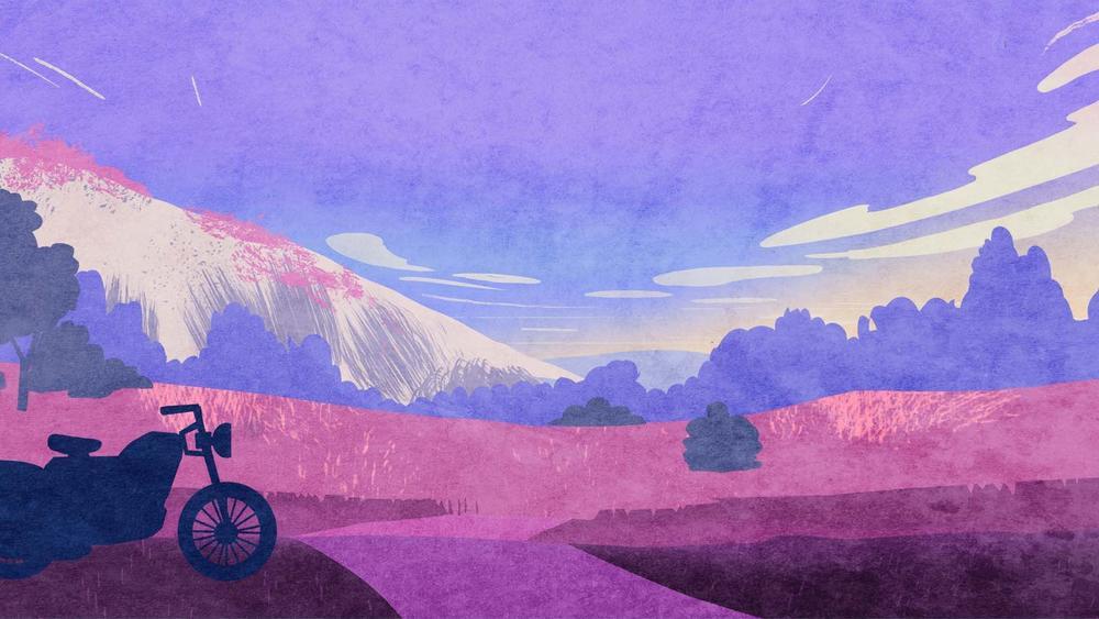 Stone Mountain background