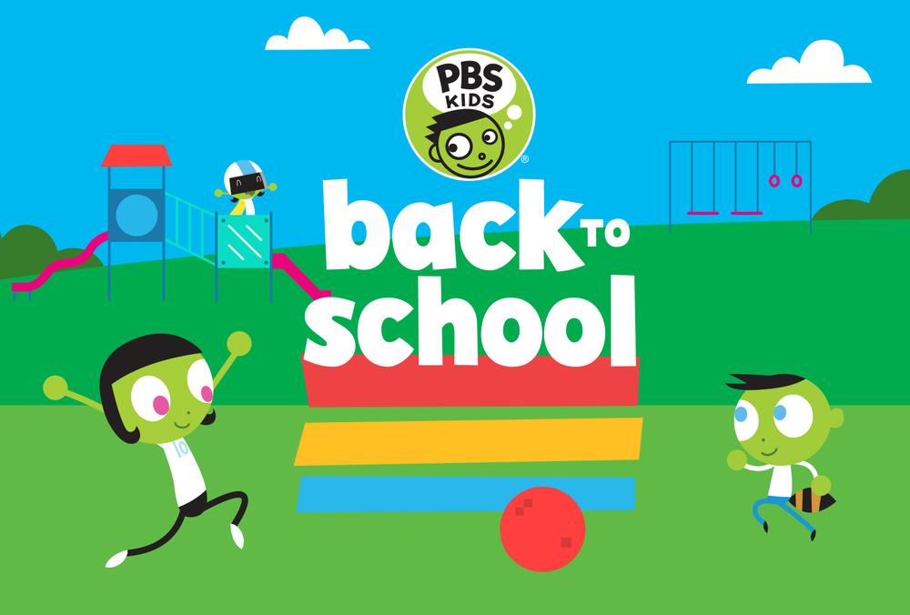 PBS KIDS back to school