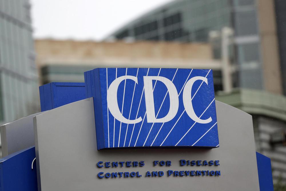 CDC sign in Atlanta