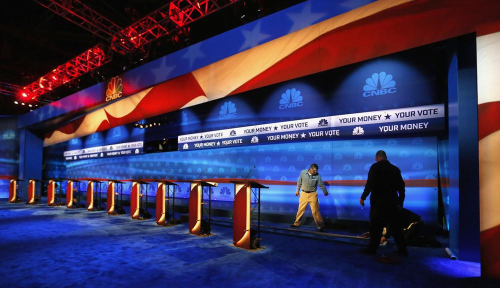 In 2015, the first Republican presidential debate featured 17 candidates. The first Democratic presidential debates will feature 20 candidates.