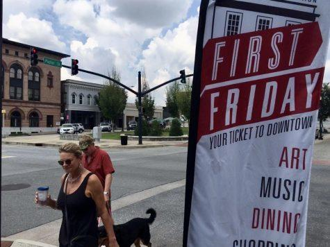 Macon-Bibb County commissioners allow alcohol consumption on the streets of downtown every night, not just Fridays.