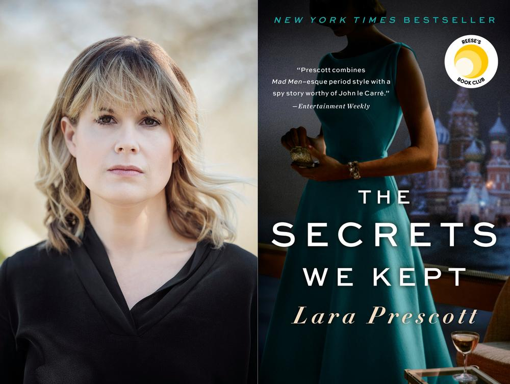 "Author Lara Prescott joined Virginia Prescott for one of the Atlanta History Center's virtual author talks. Her debut novel ""The Secrets We Kept,"" which became an instant New York Times best-seller, is now available in paperback."
