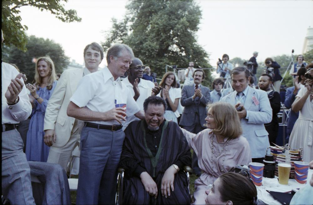 Mingus and Jimmy Carter