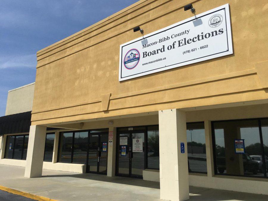 Macon-Bibb County Board of Elections.