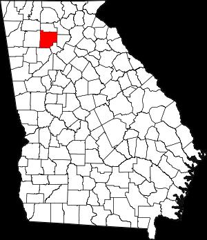 Cherokee County, Georgia.