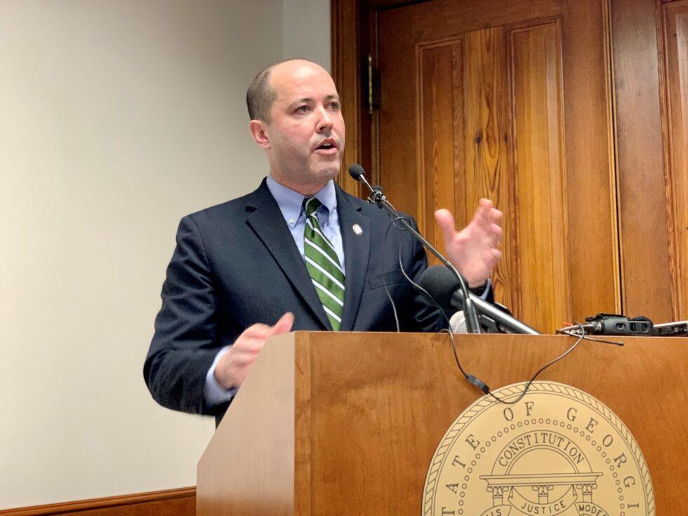 Georgia Attorney General Chris Carr.