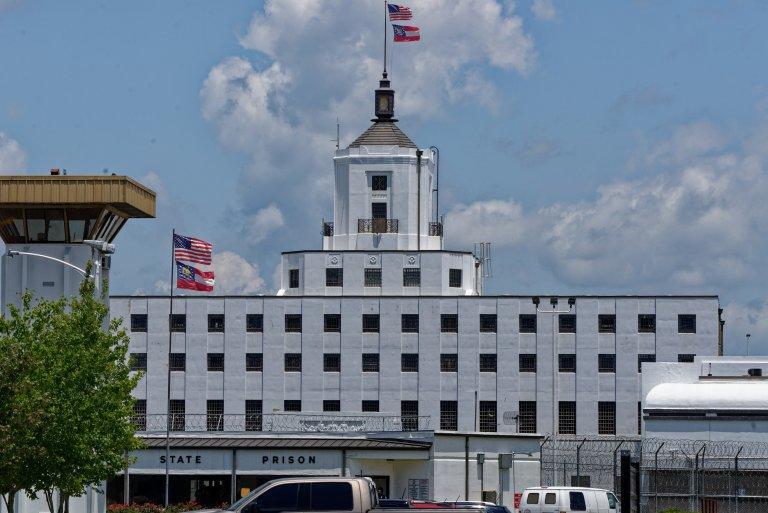 Georgia State Prison in Reidsville