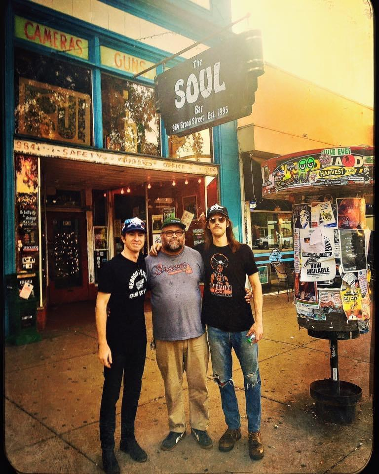 "Cuthbert ""Coco"" Rubio has owned the Soul Bar in downtown Augusta for decades."
