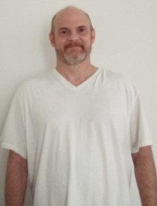 Former Valdosta State Prison inmate Matthew Harkins.