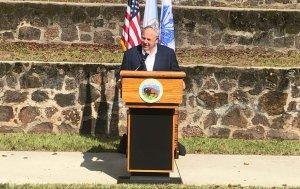 Secretary of the Interior David L. Bernhardt.