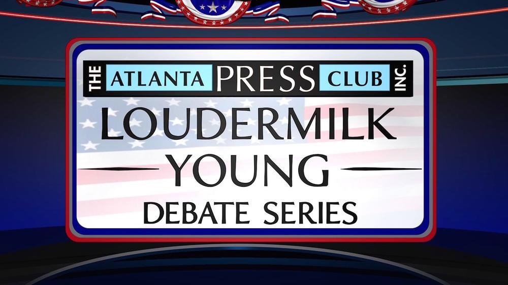 Atlanta Press Club Debates