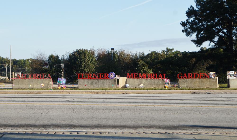 The Secoriea Turner Memorial Garden