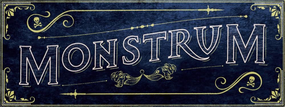monstrum logo