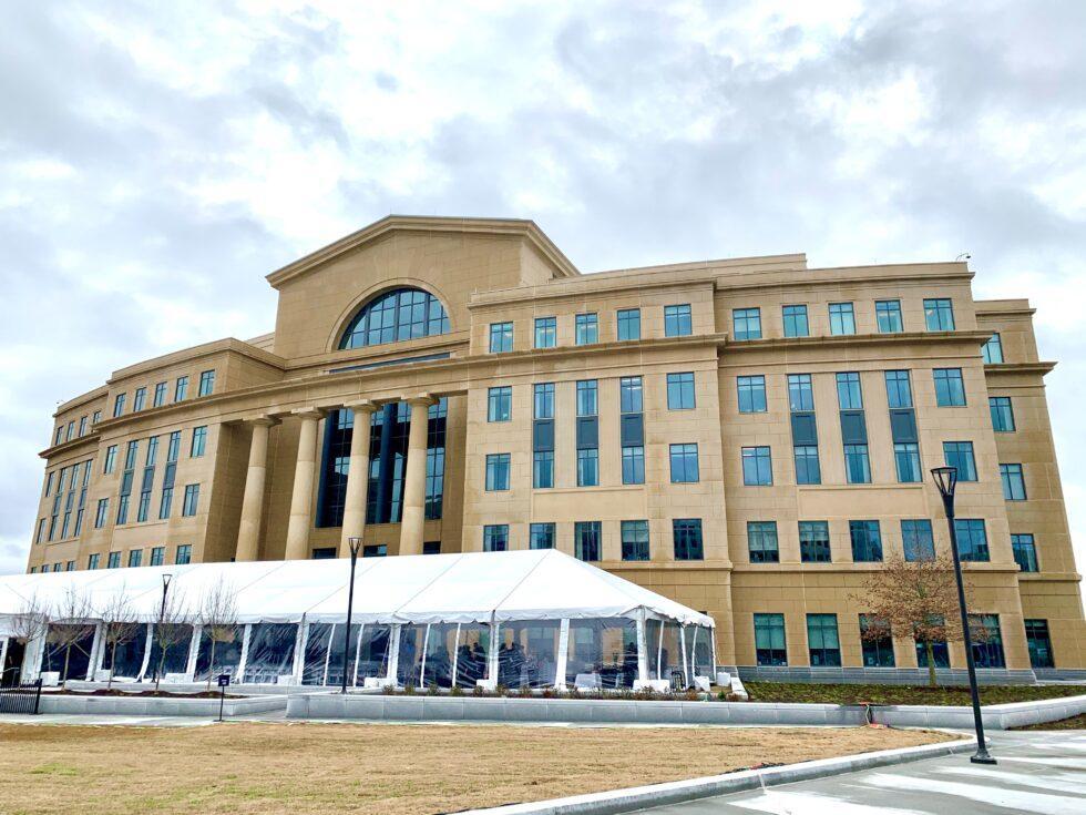 Nathan Deal Judicial Center in Atlanta