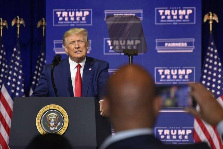 "President Donald Trump is scheduled to visit Rome Sunday to motivate voters in a conservative corner of Georgia. Last month the president headlined a ""Black Voices for Trump"" rally north of Atlanta."