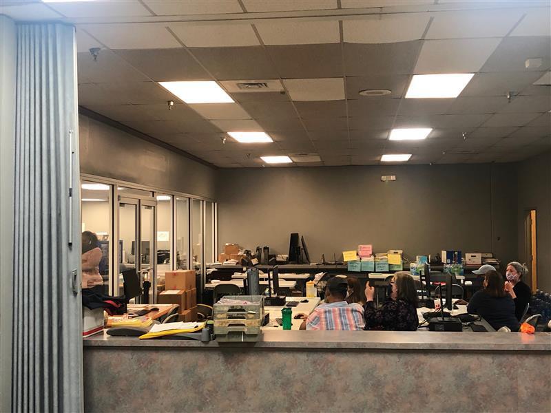 DeKalb County office