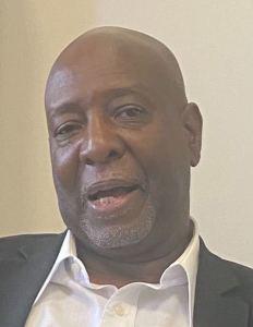 Brunswick Mayor Cornell Harvey