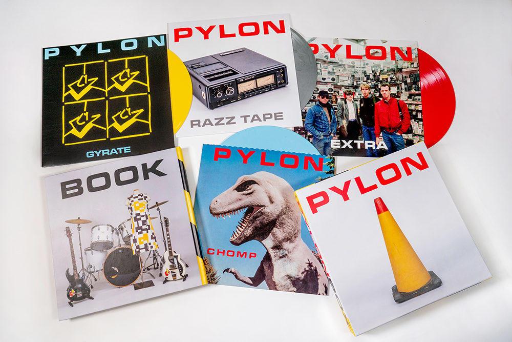 """Pylon Box"" set (Courtesy)"