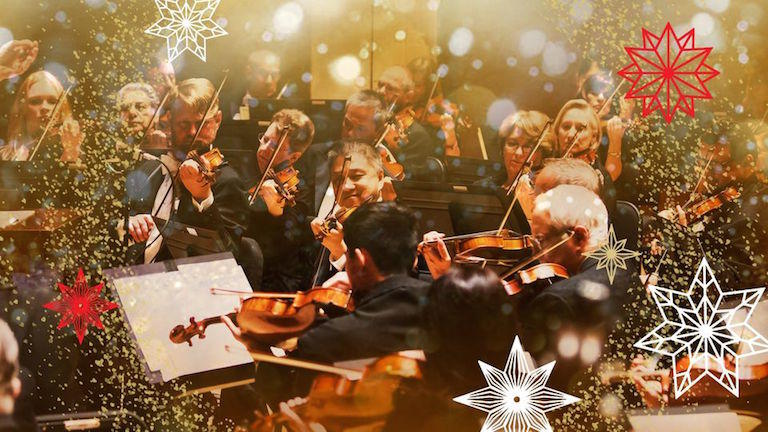 Happy Holidays from the Atlanta Symphony