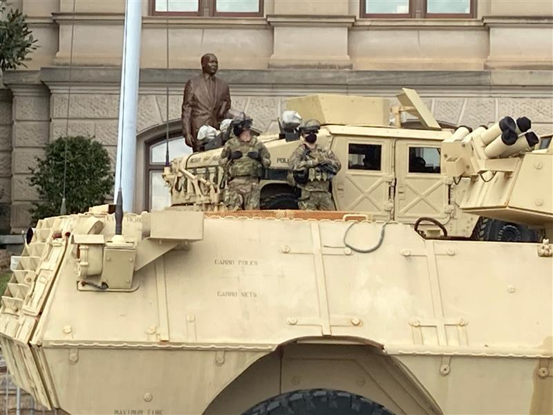 MLK statue 2