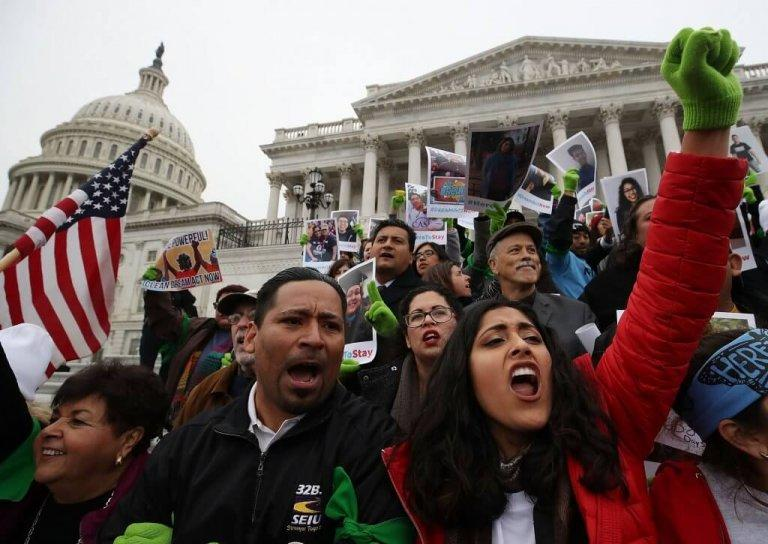 President Joe Biden is poised to send a sweeping immigration reform bill to Congress that would lay out a path for nearly 11 million undocumented people to obtain citizenship within eight years. It would allow hundreds of thousands of people in the Deferred Action for Childhood Arrival to apply for permanent residency.