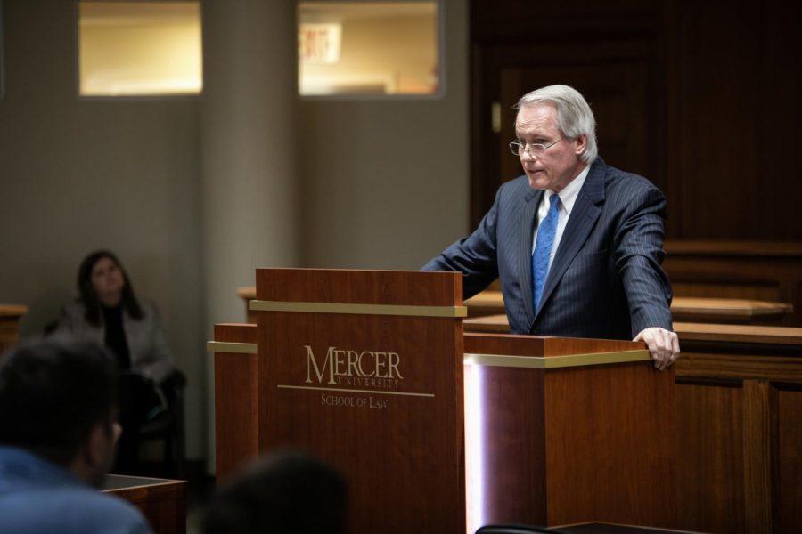 Prominent Pro-Trump Lawyer And Mercer Grad Lin Wood Calls Mercer Students  'Brainwashed' | Georgia Public Broadcasting