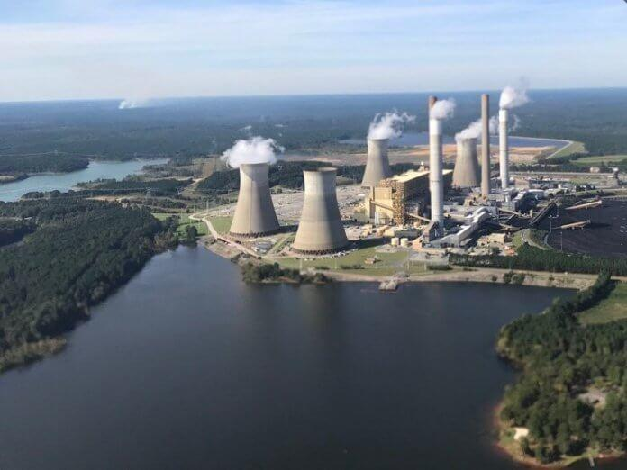 Georgia Power's coal-fired Plant Scherer contributed to the state's largest electric public utility and its parent company receiving failing grades in new Sierra Club environmental report card.