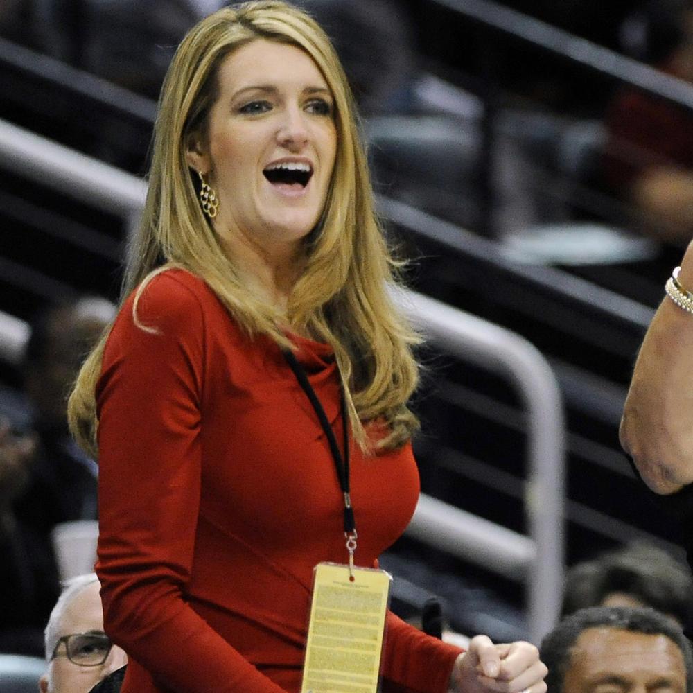 Former U.S. Sen. Kelly Loeffler sells stake in Atlanta Dream.