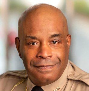 Interim Chief Rick Evans