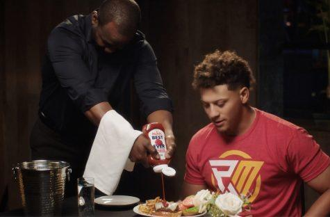 Macon actor Bradford Haynes appeared in a Hunt's ketchup commercial with Kansas City Chief's quarterback Patrick Mahomes in 2019.