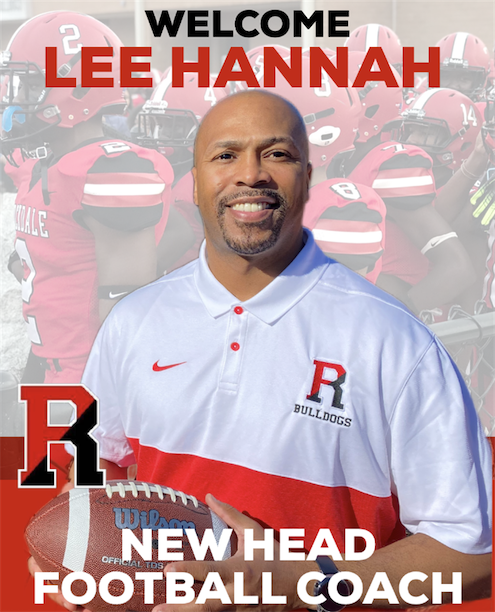 Rockdale County Coach Lee Hannah