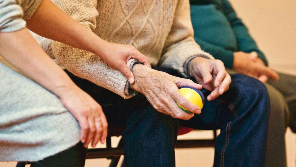 Long-term care visitation has been restricted by Gov. Brian Kemp's executive order and under federal guidelines.